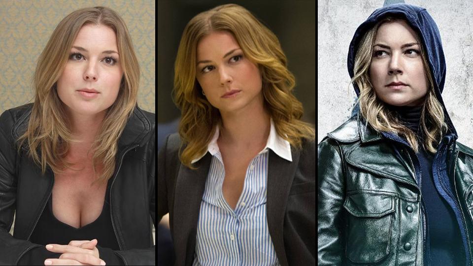 Emily-VanCamp-Sharon-Carter-1 Emily VanCamp comenta estilo de luta de Sharon Carter e sangue real nas cenas