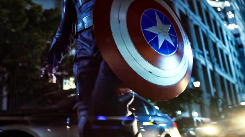 Escudo-Riscado-John-Walker Mudança no Escudo do Capitão América é Vista em Novo Trailer de Falcão e o Soldado Invernal