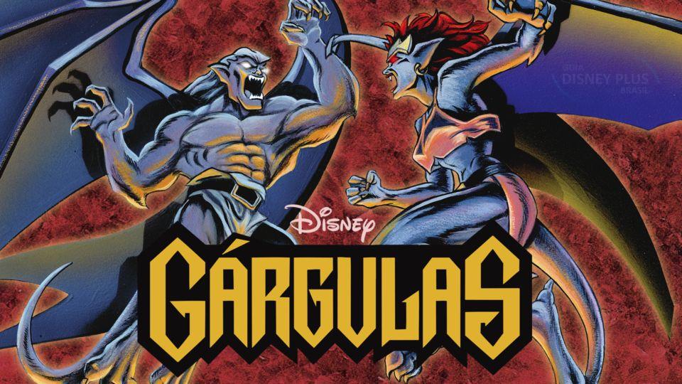 Gargulas-Disney-Plus Raya e o Último Dragão Para Todos! Confira as Estreias da Semana no Disney+
