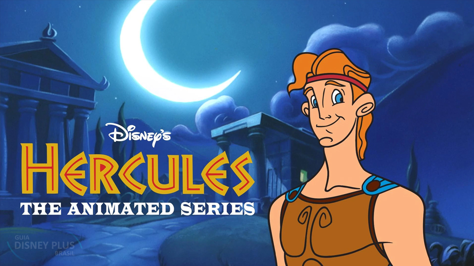 Hercules-Serie-Animada-Disney-Plus Raya e o Último Dragão Para Todos! Confira as Estreias da Semana no Disney+