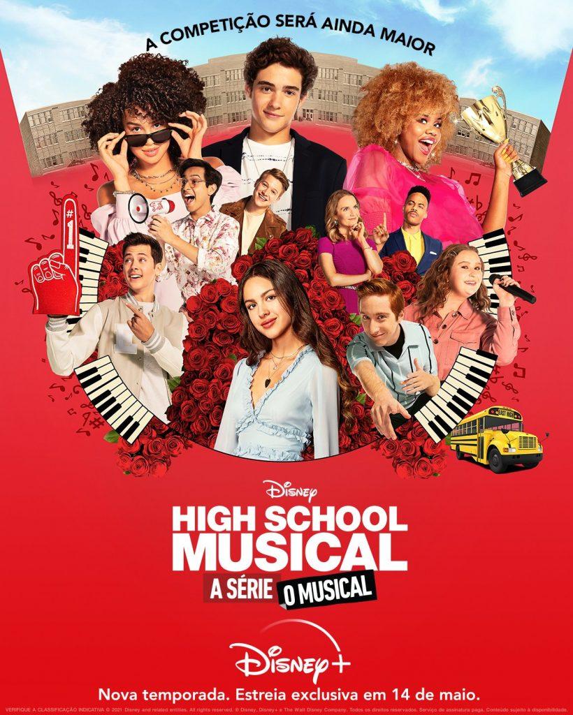 High-School-Music-A-Serie-O-Musical-820x1024 Saiu o Trailer da 2ª Temporada de High School Musical: A Série: O Musical