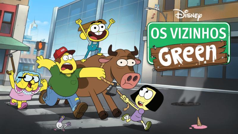 Os-Vizinhos-Green-Disney-Plus O 5º Episódio de Falcão e o Soldado Invernal Chegou! Confira as Estreias do Dia