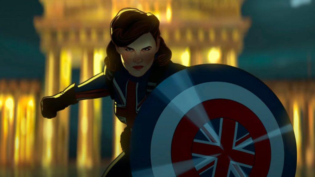 Peggy-Carter-What-If-1024x576 Conheça What If...?, a Última Produção de Chadwick Boseman na Marvel