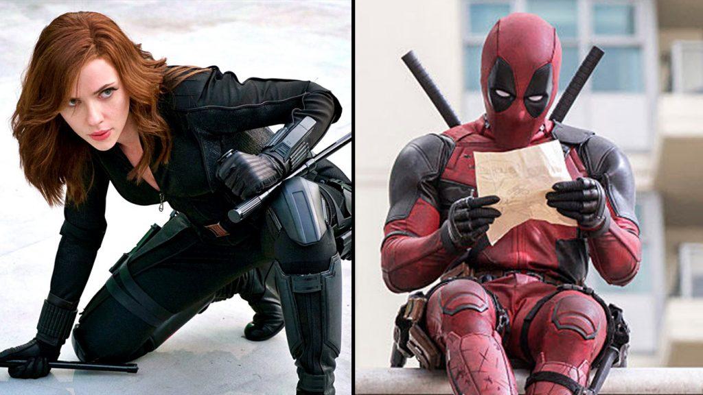 Ryan-Reynolds-e-Scarlett-Johansson-1024x576 Ryan Reynolds Não Quer Contracenar com Scarlett Johansson no MCU