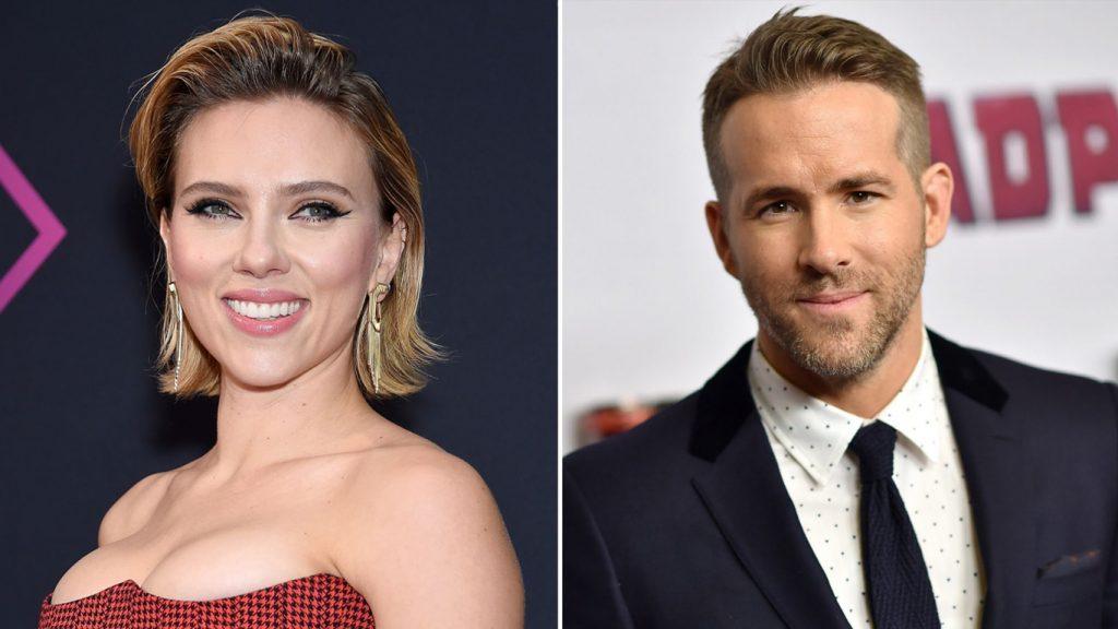 Scarlett-Johansson-e-Ryan-Reynolds-1024x576 Marvel não deixará Scarlett Johansson e Ryan Reynolds trabalharem juntos [Rumor]