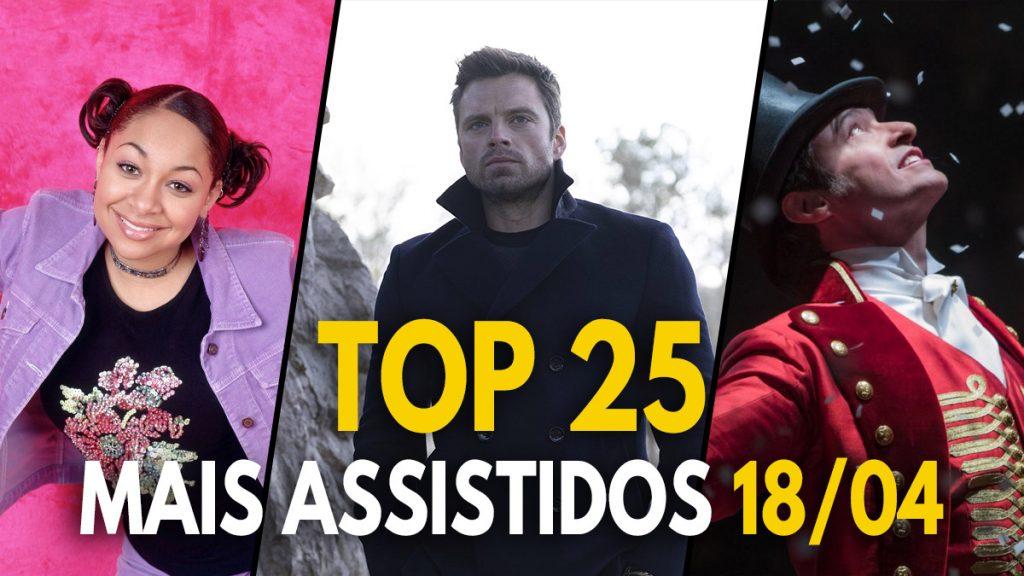 TOP-25-Disney-Plus-18-04-1024x576 TOP 25 - Quais são os Filmes e Séries Mais Vistos Atualmente no Disney+?