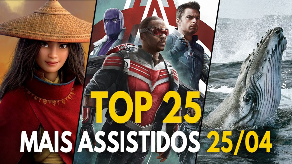 TOP-25-Disney-Plus-25-04-1024x576 Quais são os 25 Filmes e Séries Mais Assistidos Atualmente no Disney+?