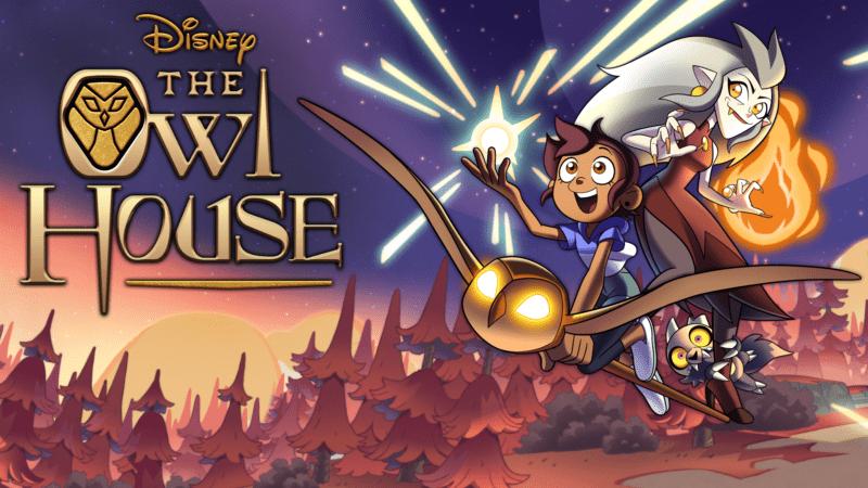 The-Owl-House-A-Casa-Coruja-–-Temporada-1 O 5º Episódio de Falcão e o Soldado Invernal Chegou! Confira as Estreias do Dia