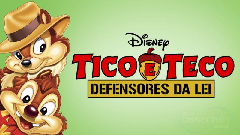 Tico-e-Teco-–-Defensores-da-Lei-Disney-Plus Lançamentos Disney+ do dia 30/04, incluindo '22 Contra a Terra' e 'Avante'