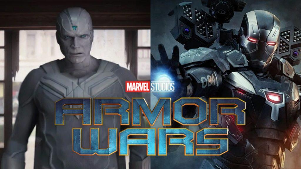 Visao-Branco-em-Armor-Wars-1024x576 Visão Pode Voltar a Aparecer na Série 'Armor Wars' do Disney+