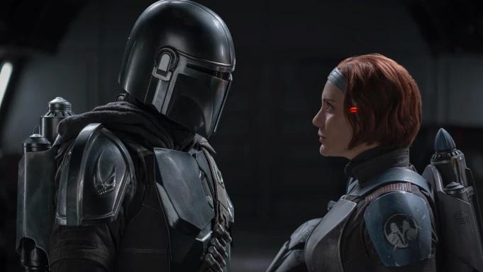 katee-Bo-Katan-The-Mandalorian-1 The Mandalorian: Em vez de Luke Skywalker, elenco foi informado que Plo Koon apareceria