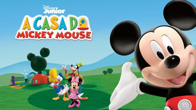 A-Casa-do-Mickey-Mouse Animações Clássicas Dominam os Lançamentos de Hoje no Disney+ (21/05)