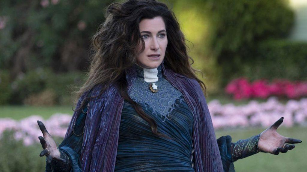Agatha-Harkness-1024x576 Kathryn Hahn topa interpretar Agatha Harkness de novo em qualquer projeto