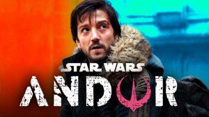 Star Wars Andor-Bastidores