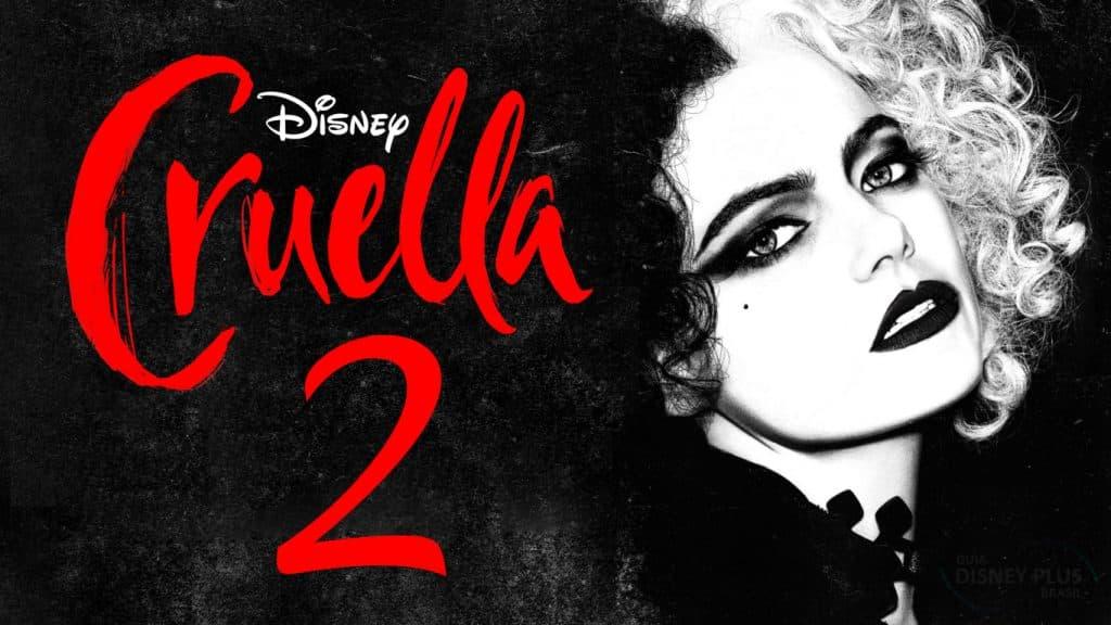 Cruella-2-Disney-1024x576 Cruella 2, baseado em 101 Dálmatas, já está em desenvolvimento na Disney