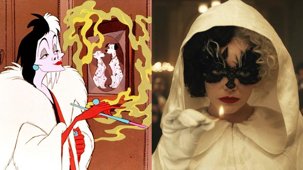 Cruella-Cigarro-1024x576 Cruella: Emma Stone conta que foi mais difícil se tornar a vilã sem seu icônico cigarro