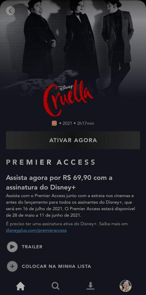 Cruella-Premier-Access-2-509x1024 Como comprar Cruella pelo Premier Access no Disney+?