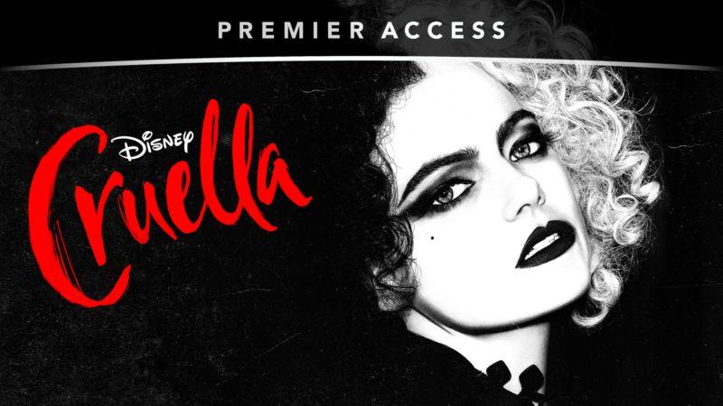 Cruella-Premier-Access Cruella chegou! Confira todas as últimas estreias do Disney+