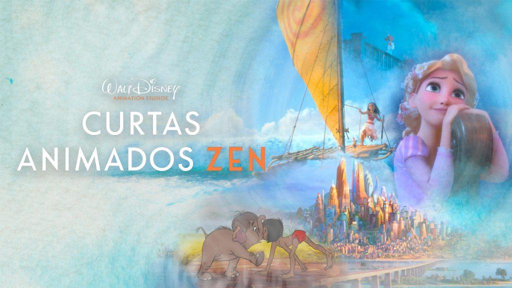 Curtas-Animados-Zen-1024x576 Lançamentos do Disney+ em Junho: Lista Completa e Atualizada
