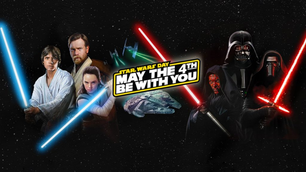 Dia-de-Star-Wars-4-de-Maio-1024x576 A Verdadeira Origem do 4 de Maio como Dia de Star Wars