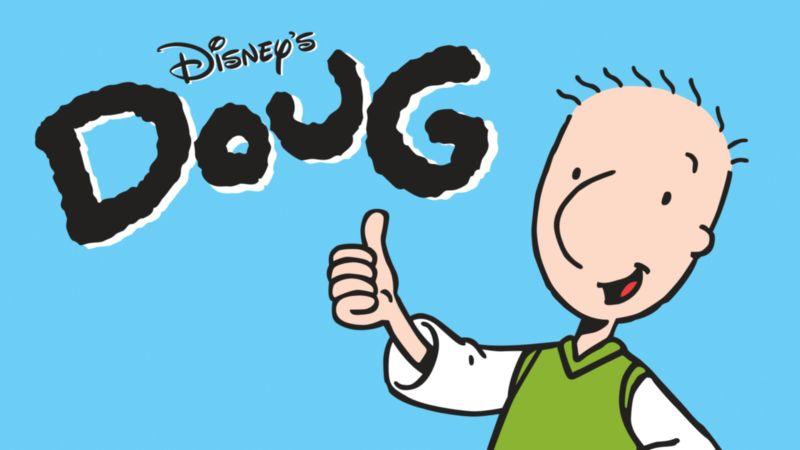 Doug-Disney-Plus Animações Clássicas Dominam os Lançamentos de Hoje no Disney+ (21/05)