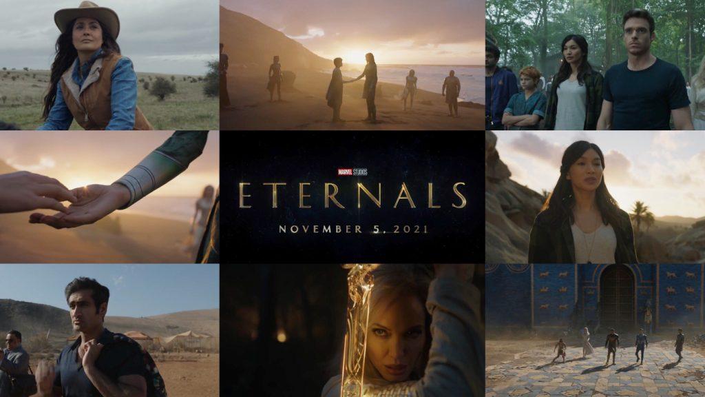 Eternos-Marvel-Studios-1024x576 Eternos: Trailer em resolução maior mostra algo que talvez não devesse estar ali