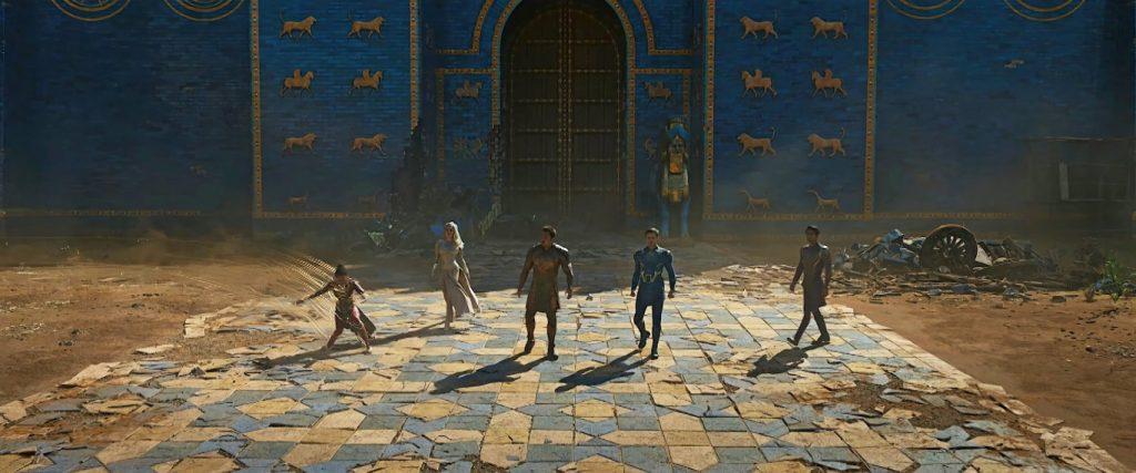 Eternos-Marvel-Studios-2-1024x427 6 Detalhes Escondidos no Teaser de Eternos