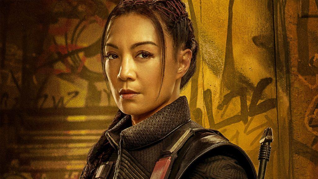 Fennec-Shand-1024x576 Ming-Na Wen gravou outra série pensando ser a Temporada 3 de The Mandalorian