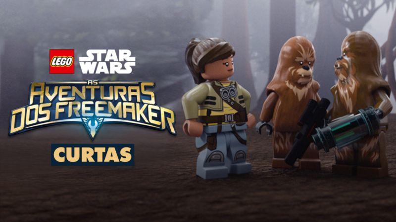Freemaker-Curtas-Disney-Plus Star Wars Day: Veja as 10 Novidades que Chegaram Hoje ao Disney+