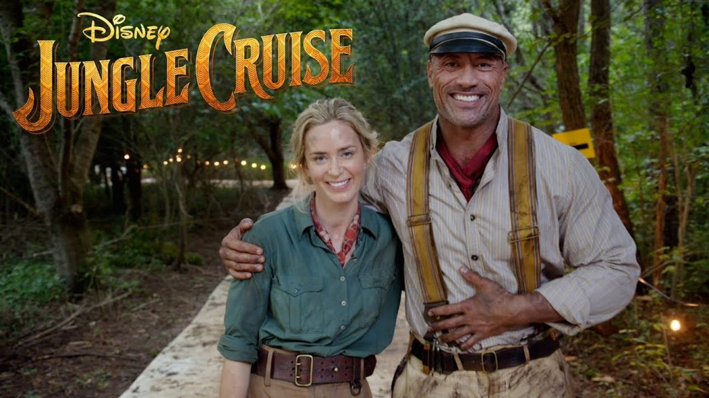 Jungle-Cruise-Disney-Plus-1024x576 Confira as semelhanças entre Jungle Cruise e Piratas do Caribe