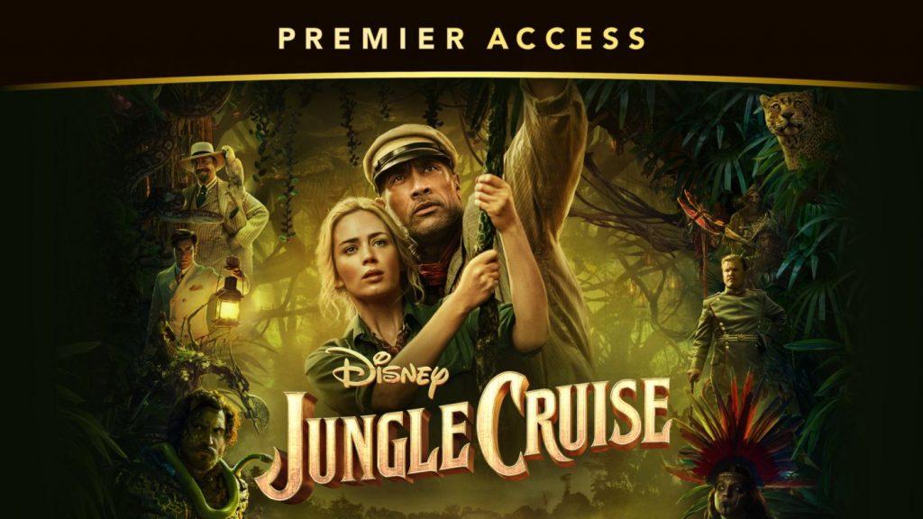 Jungle-Cruise-DisneyPlus-Premier-Access-1024x576 Jungle Cruise, com Dwayne Johnson e Emily Blunt, ganha novo trailer