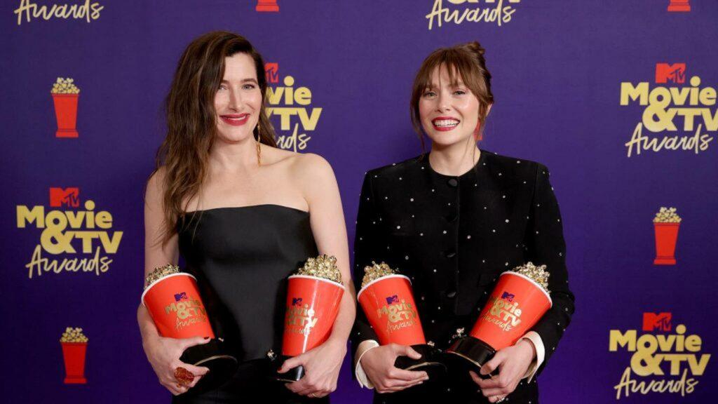 MTV-Awards-1024x576 WandaVision e Falcão e o Soldado Invernal Foram os Grandes Vencedores do MTV Awards