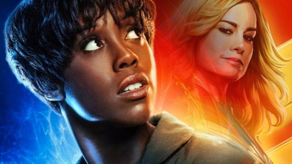 Maria-Rambeau-e-Carol-Danvers-1024x576 Surgem evidências do retorno de Lashana Lynch como Maria Rambeau em The Marvels