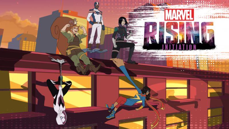 Marvel-Rising-Initiation-Disney-Plus Conheça os Últimos Lançamentos de Maio no Disney+, Incluindo Cruella