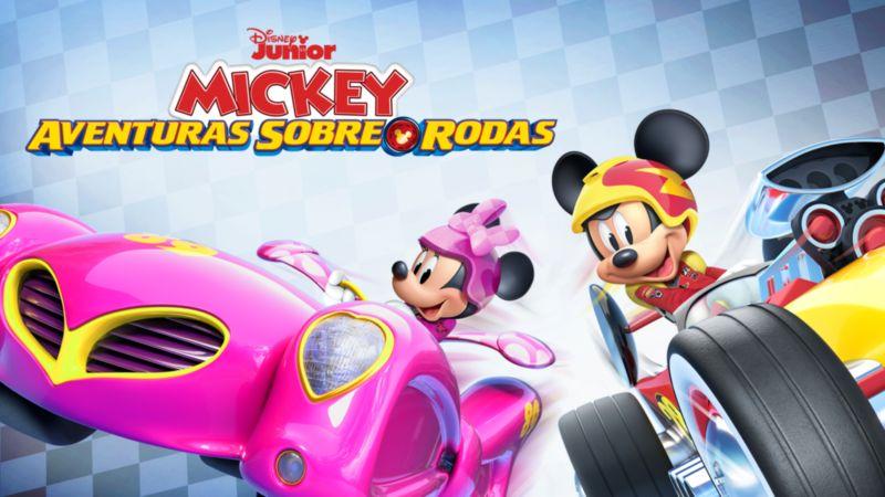 Mickey-Aventuras-sobre-Rodas-Disney-Plus Animações Clássicas Dominam os Lançamentos de Hoje no Disney+ (21/05)