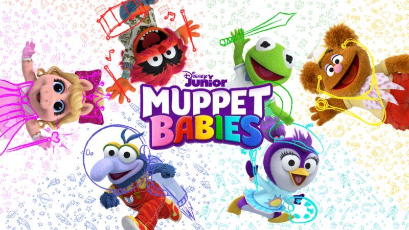 Muppet-Babies-Disney-Plus Conheça em detalhes os Lançamentos da 1ª Semana de Junho no Disney+