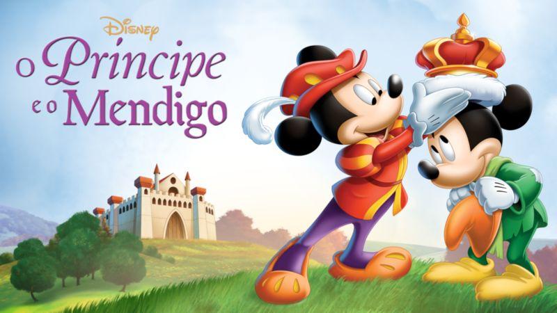 O-Principe-e-o-Mendigo-Disney-Plus Animações Clássicas Dominam os Lançamentos de Hoje no Disney+ (21/05)