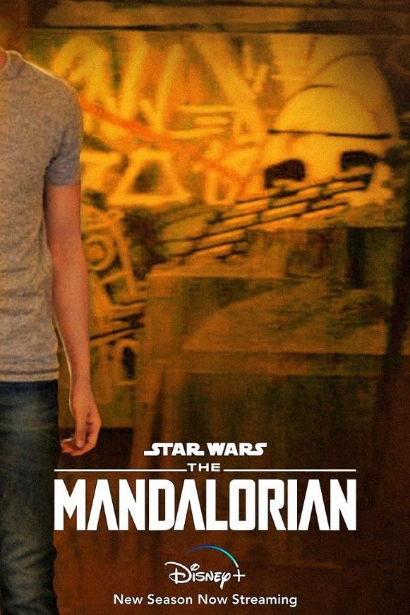 Poster-Cara-do-Jeans-The-Mandalorian Eternos: Trailer em resolução maior mostra algo que talvez não devesse estar ali