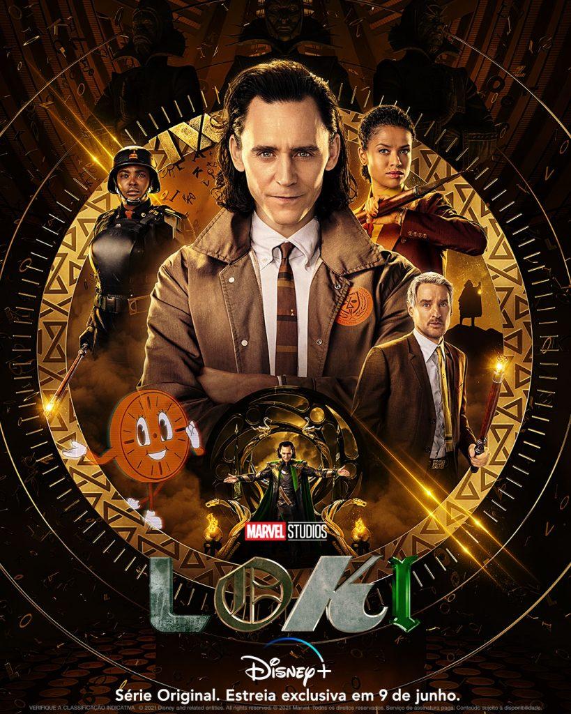 Poster-Loki-PR-BR-819x1024 Quem é o Pequeno Relógio que Aparece no Pôster de Loki?