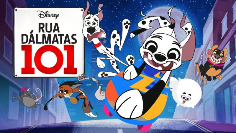 Rua-Dalmatas-Disney-Plus Animações Clássicas Dominam os Lançamentos de Hoje no Disney+ (21/05)