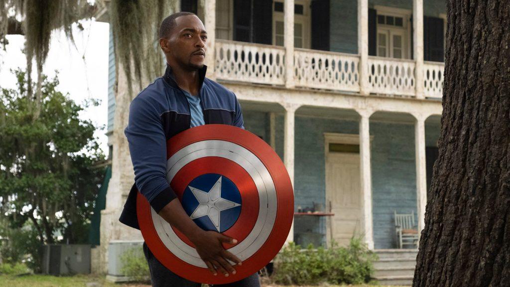 Sam-Wilson-Novo-Uniforme-Capitao-America-1024x576 Avatar do Novo Capitão América é Adicionado ao Disney+
