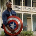 Anthony Mackie, o Capitão América, vai protagonizar série dos roteiristas de Deadpool