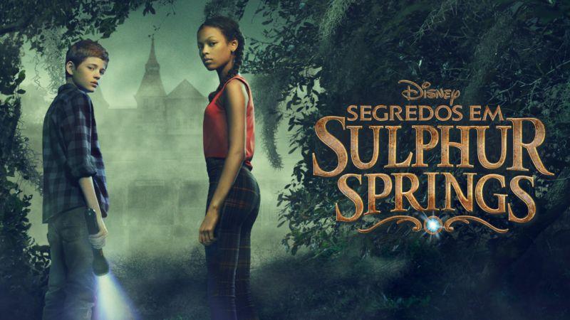 Segredos-em-Sulphur-Springs-Disney-Plus Lançamentos do Disney+ em Junho: Lista Completa e Atualizada