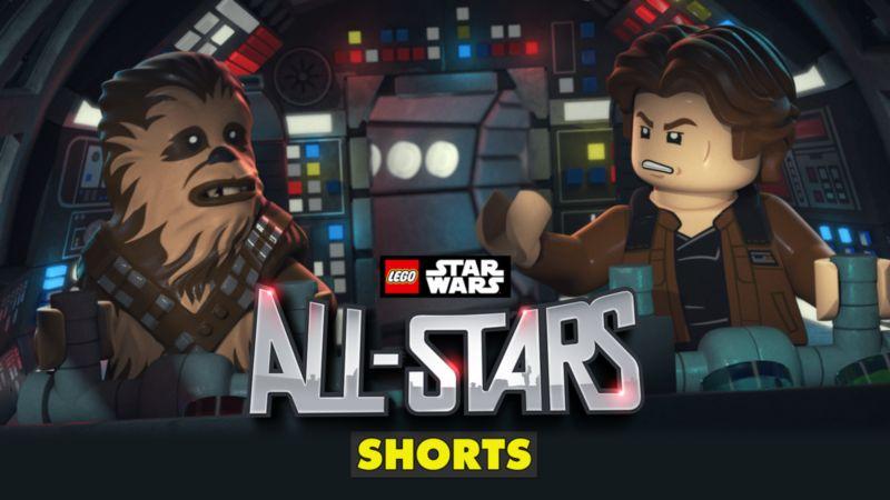 Star-Wars-All-Stars-Curtas-Disney-Plus Star Wars Day: Veja as 10 Novidades que Chegaram Hoje ao Disney+