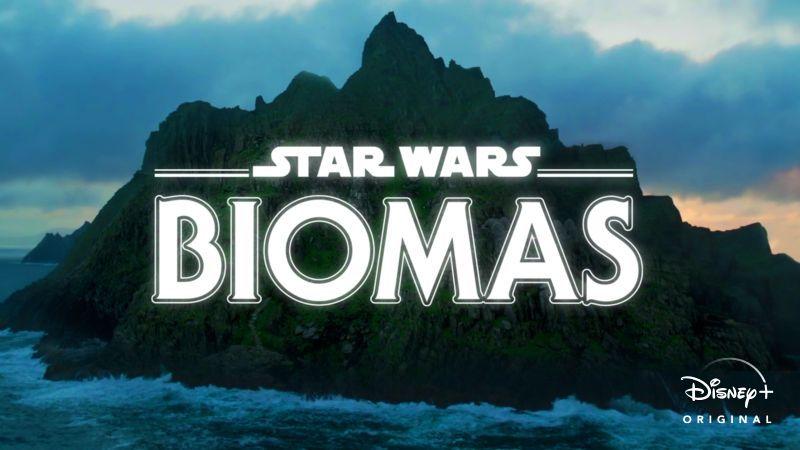 Star-Wars-BIOMAS-Disney-Plus Star Wars Day: Veja as 10 Novidades que Chegaram Hoje ao Disney+