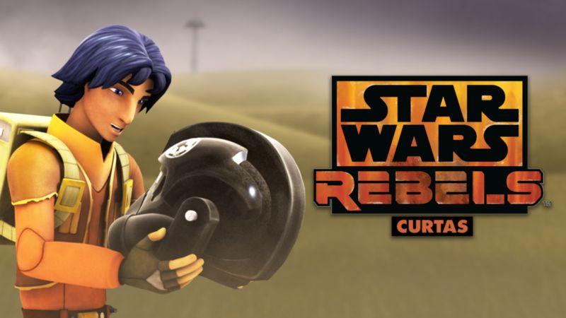 Star-Wars-Rebels-Curtas Star Wars Day: Veja as 10 Novidades que Chegaram Hoje ao Disney+