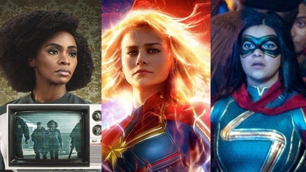 The-Marvels-1024x576 Diretora garante que The Marvels será muito diferente do primeiro filme