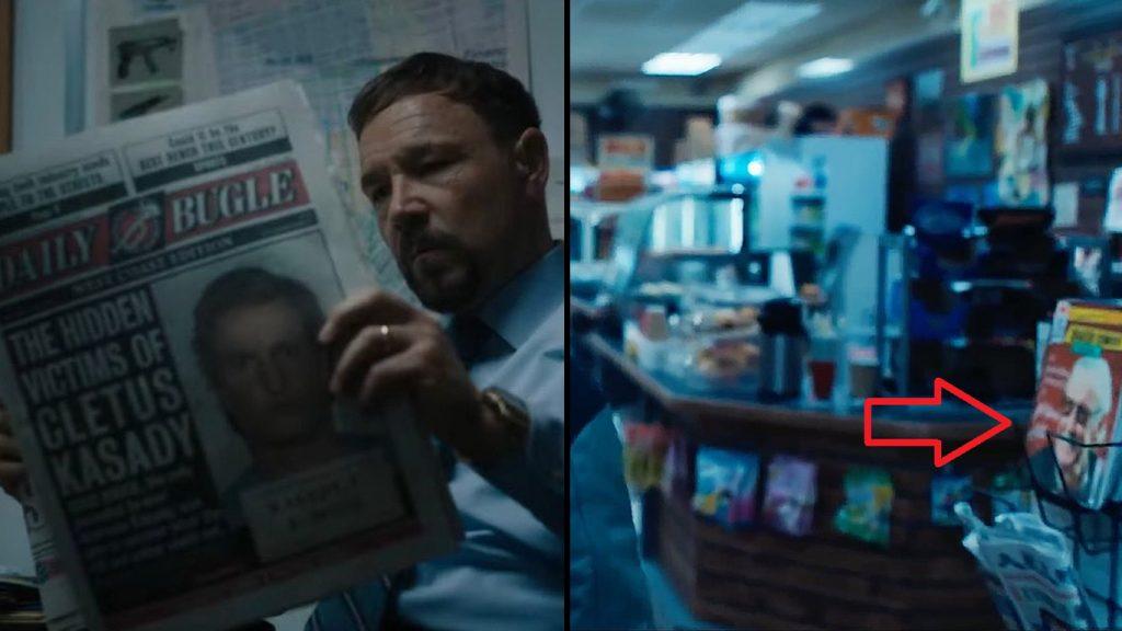 Venom-Easter-Eggs-Clarim-Diario-e-Stan-Lee-1024x576 Venom: Tempo de Carnificina   Trailer pode ter Apresentado Vilão de Doutor Estranho 2