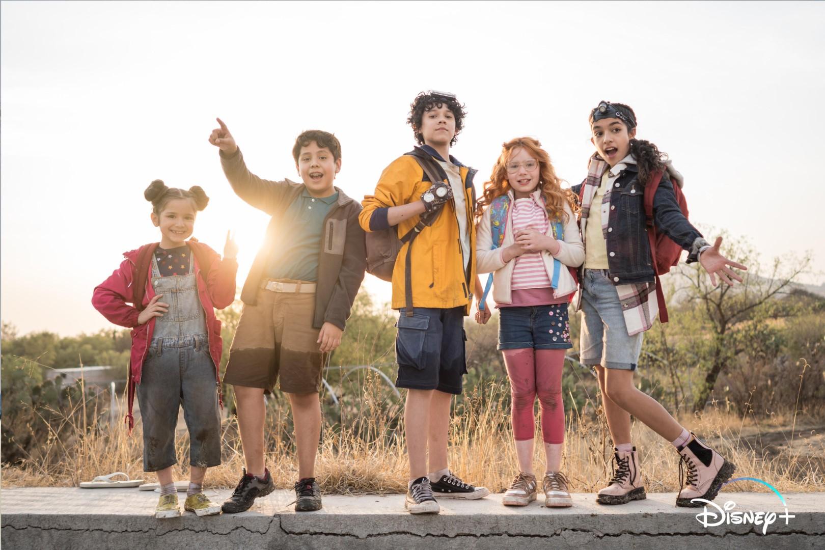 Viagem-ao-Centro-da-Terra-Disney-Plus-2 Viagem ao Centro da Terra: Nova Série Latino-Americana em Breve no Disney+
