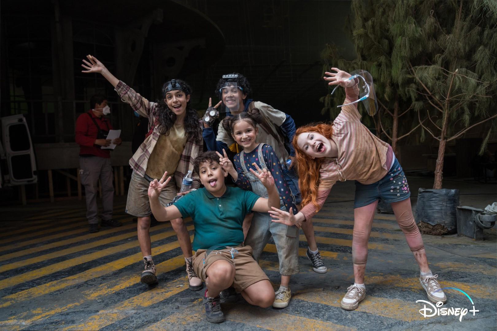 Viagem-ao-Centro-da-Terra-Disney-Plus-3 Viagem ao Centro da Terra: Nova Série Latino-Americana em Breve no Disney+